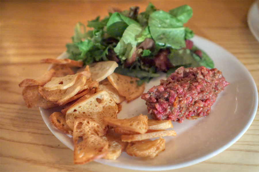 Hand Cut Steak Tartare