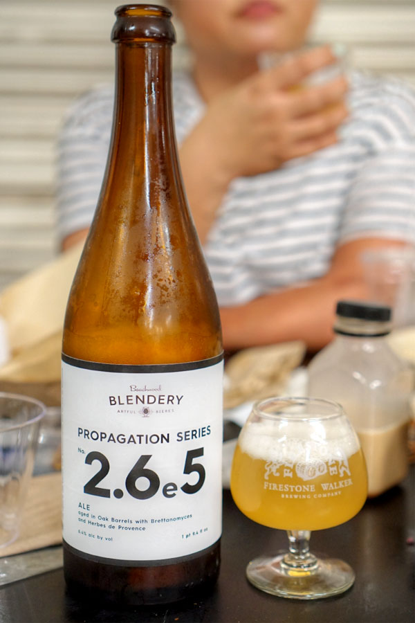 2016 Beachwood Blendery Propagation Series: No. 2.6e5