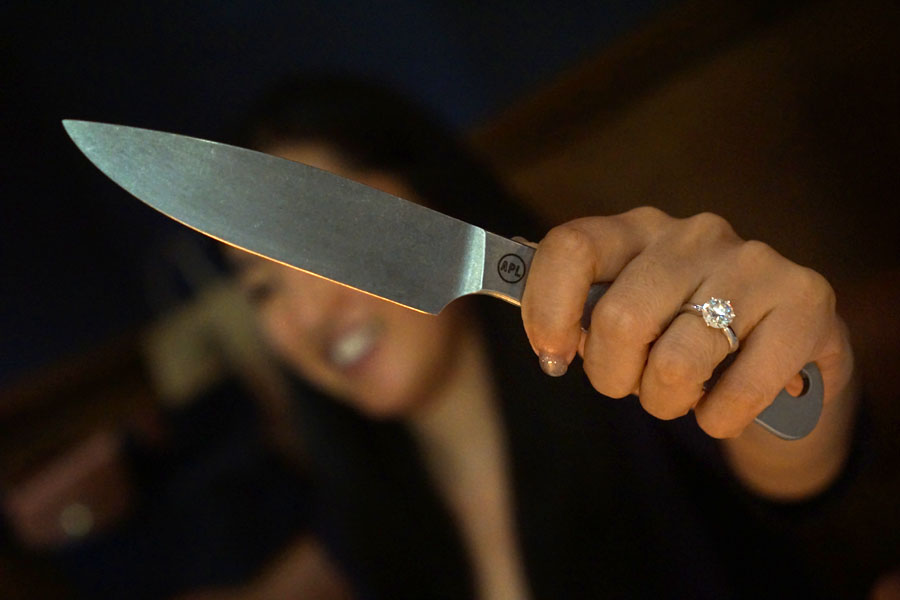 APL 'Felony' Knife