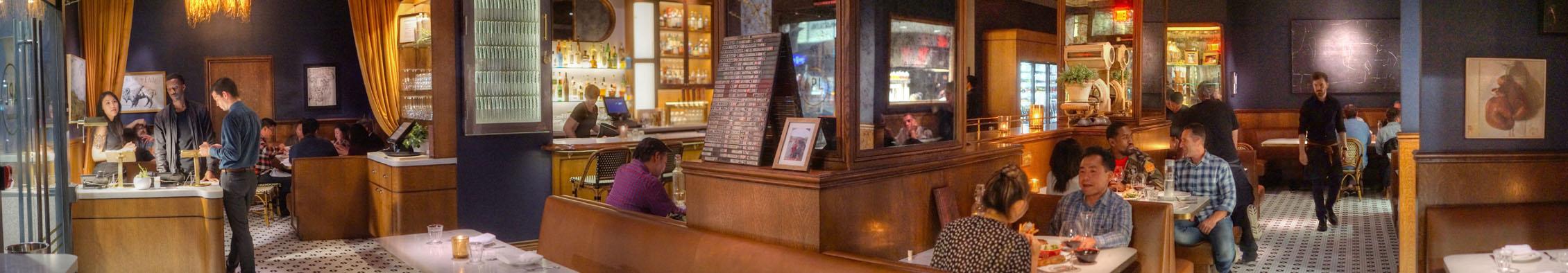 APL Restaurant Interior