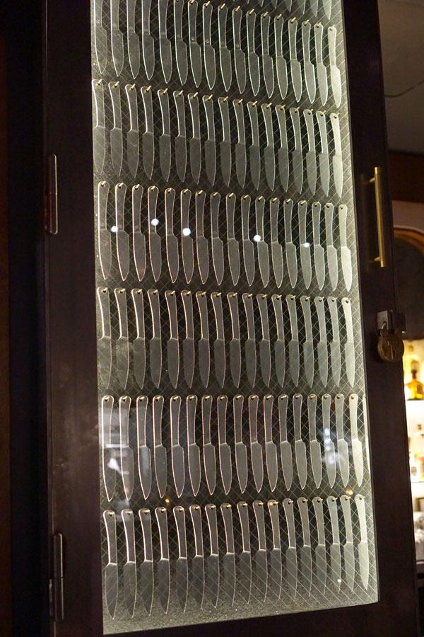 APL Knife Display Case