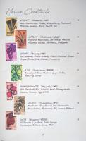 Jaffa House Cocktails List