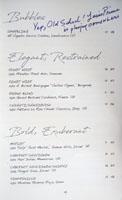 Jaffa Wine List: Bubbles / Elegant, Restrained / Bold, Exuberant