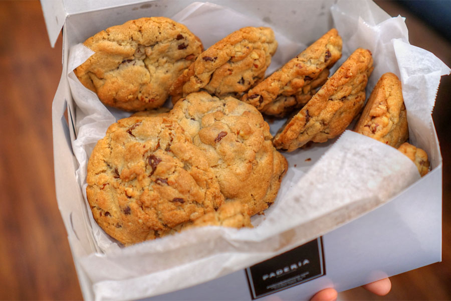 Paderia Bakehouse Chocolate Walnut Cookie