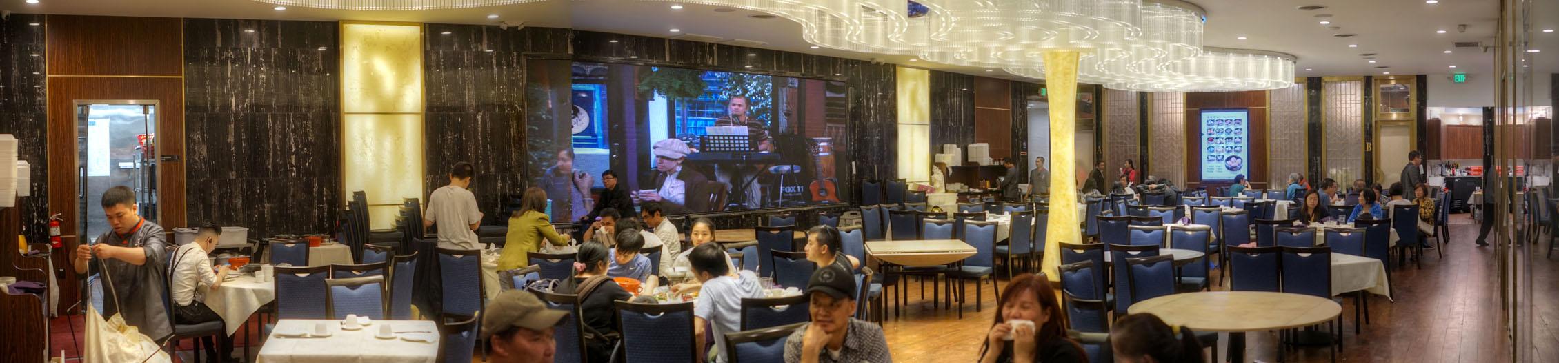 Longo Seafood Interior
