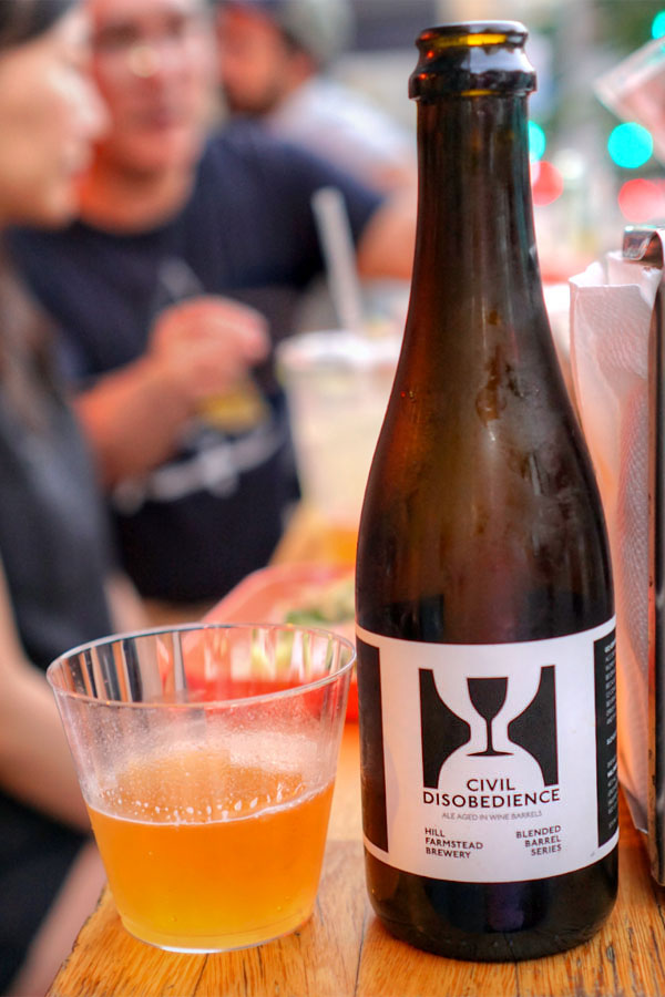 2015 Hill Farmstead Civil Disobedience #14