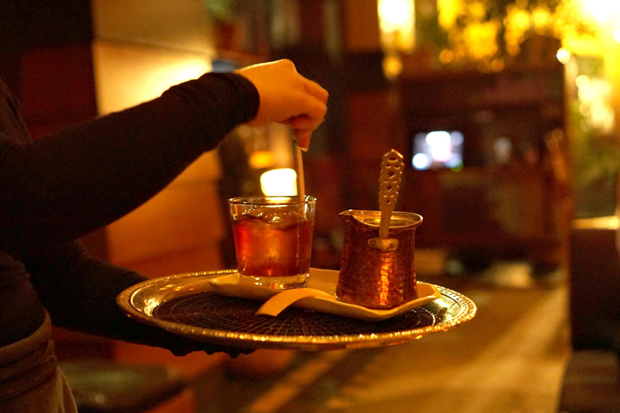 Building the North African Old Fashioned