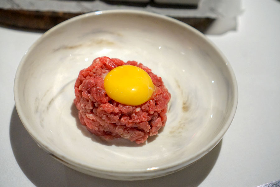 Steak Tartare - Angus Filet