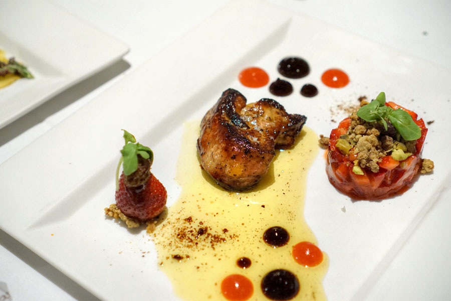 Sautéed La Belle Farms Foie Gras