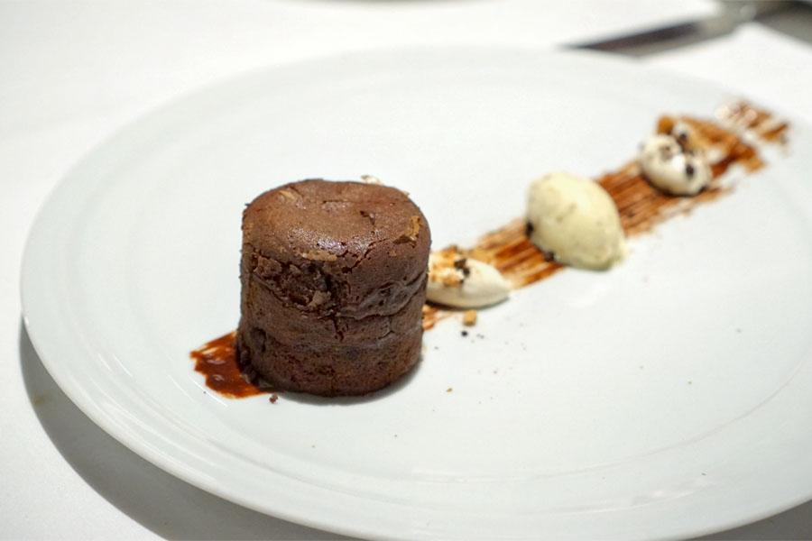 Fondant Au Chocolat Amer 64%