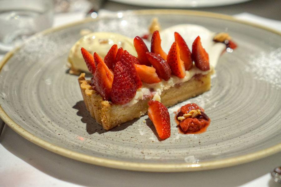 Tarte Aux Fraises - Strawberry Tart