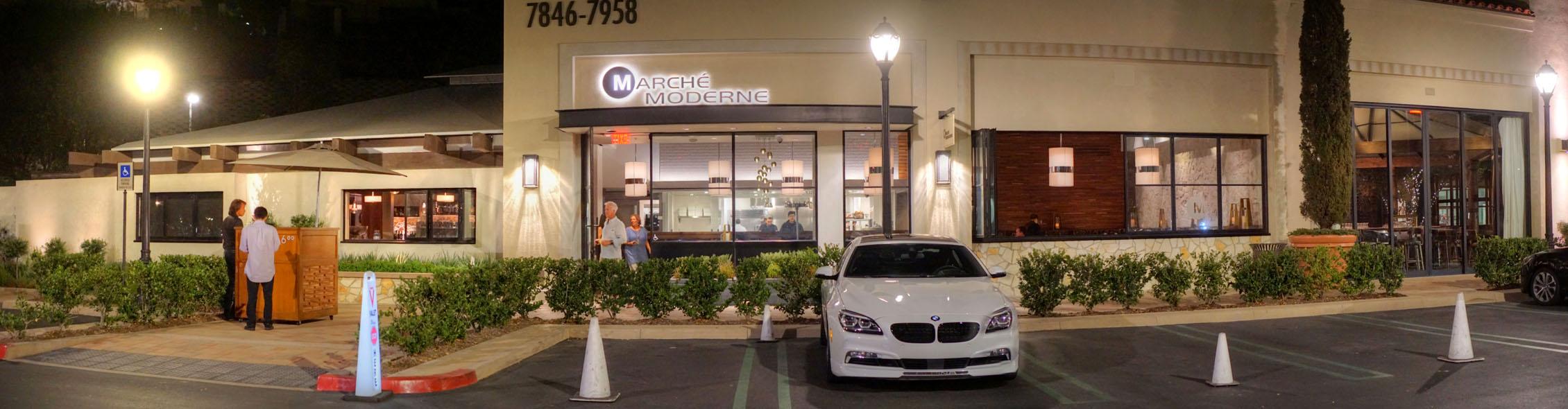 Marché Moderne Exterior