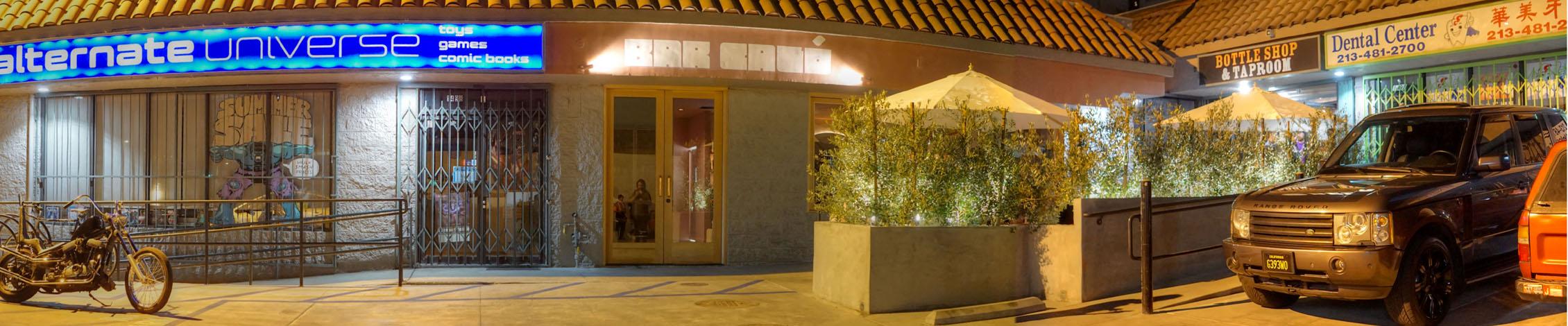 Bar Caló Exterior