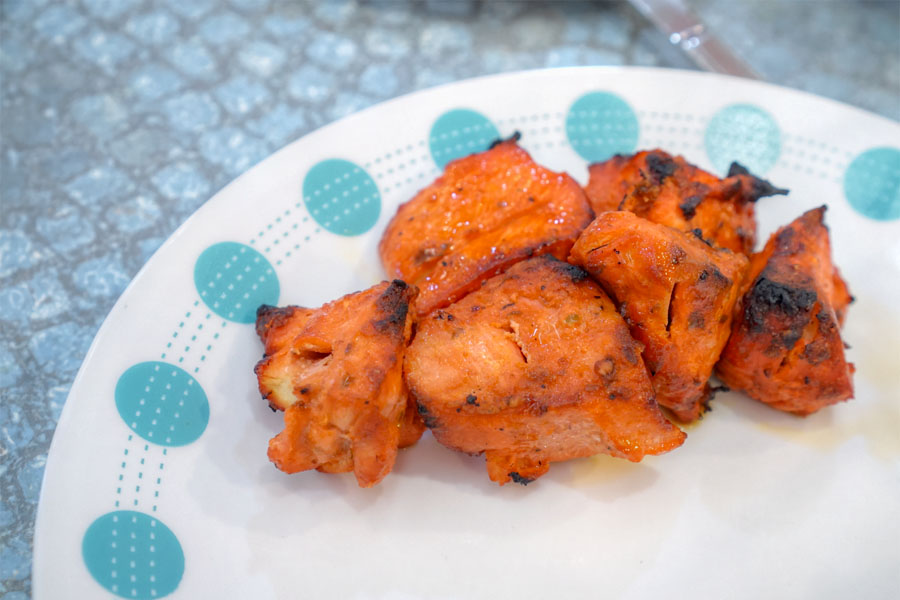 Chicken Kabob (Boneless)