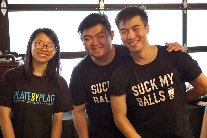 Elton Keung and Labobatory Team
