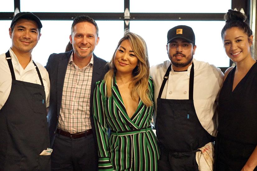 Michael Hung, Jeffrey Kirshenbaum, Grace Yoo, Natalie Diaz