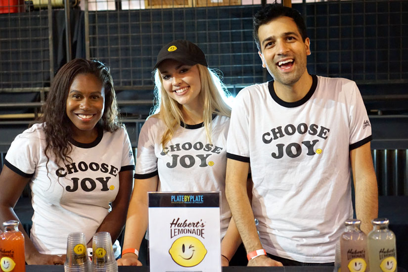 Hubert's Lemonade Team