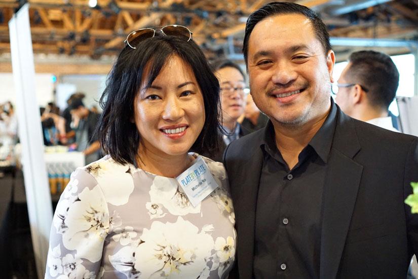 Michelle Ko, Quan Phung