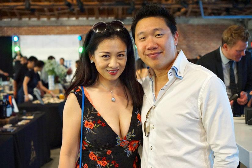 Amy Ling, Paul Lee