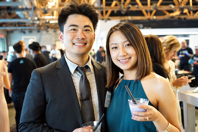 Patrick Lee, Michelle Chen