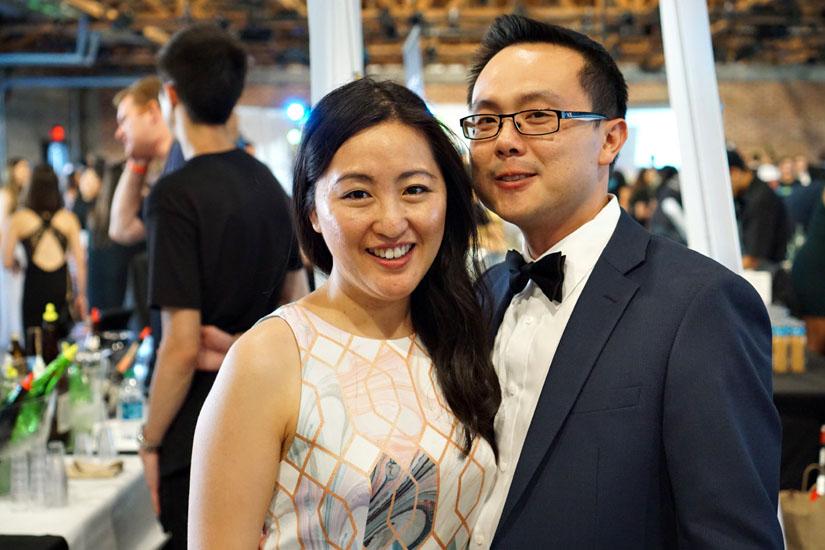 Vickie Chan, Jason Su