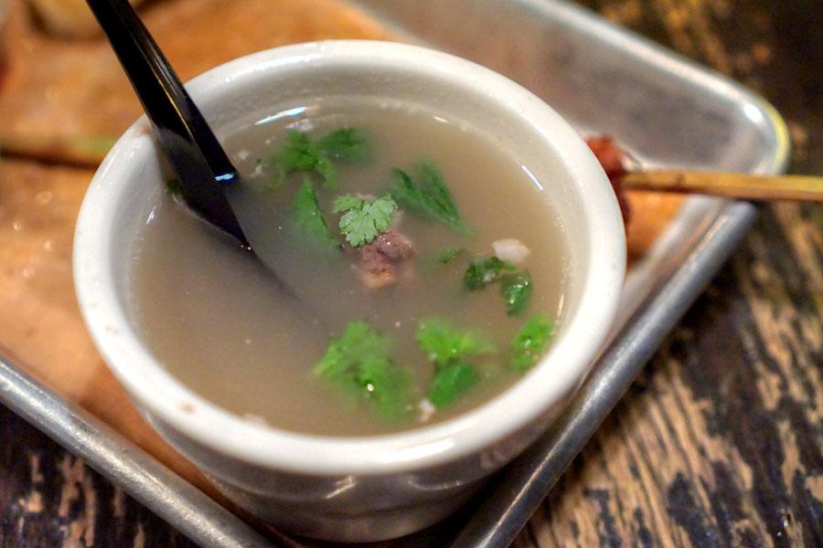 Sober Soup