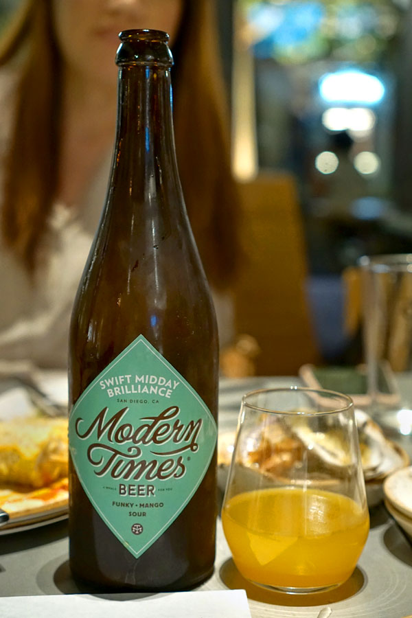 2017 Modern Times Swift Midday Brilliance