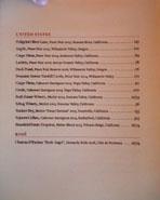 Chateau Hanare Red Wine List: United States, Rosé