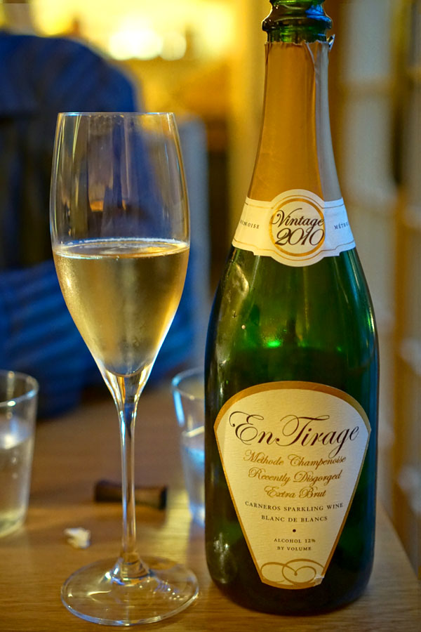 2010 En Tirage Recently Disgorged Extra Brut Blanc de Blancs