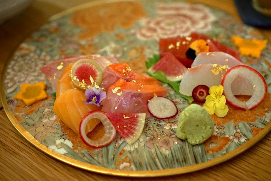 Ten Pieces Sashimi