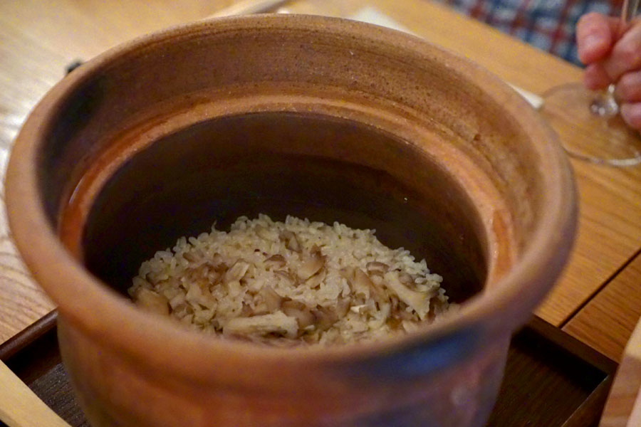 Truffle Rice Pot - No Truffles