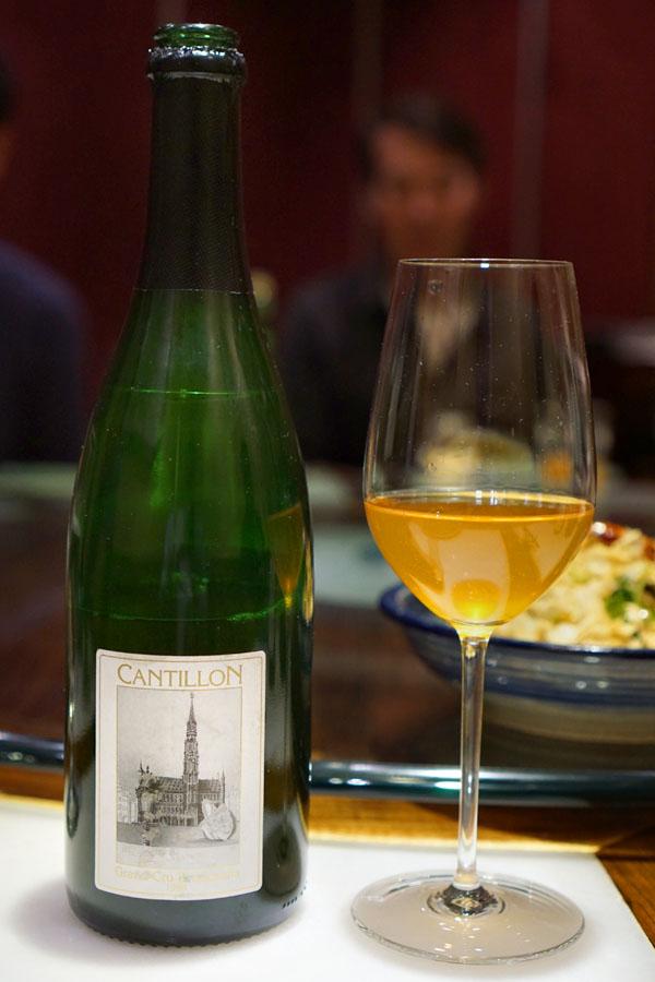 1999 Cantillon Grand Cru Bruocsella