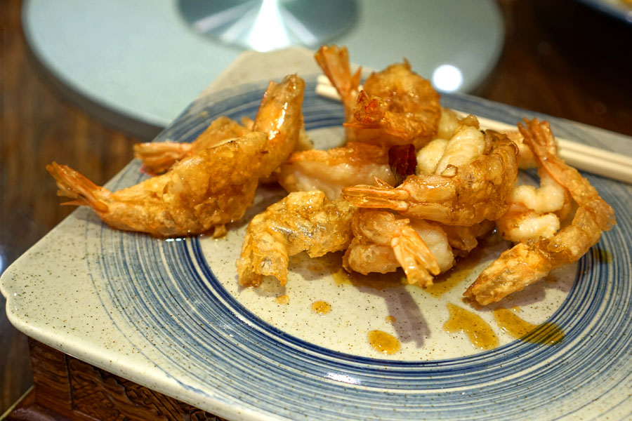 Crispy Shrimp