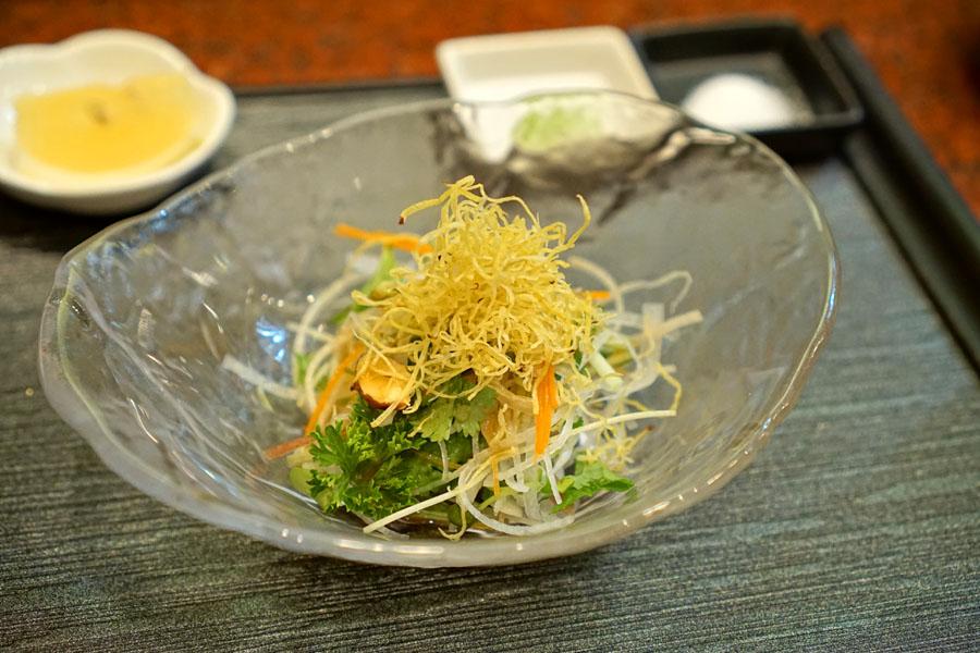 Endo Special Salad