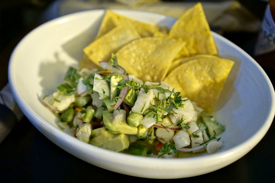 Ceviche of the Day