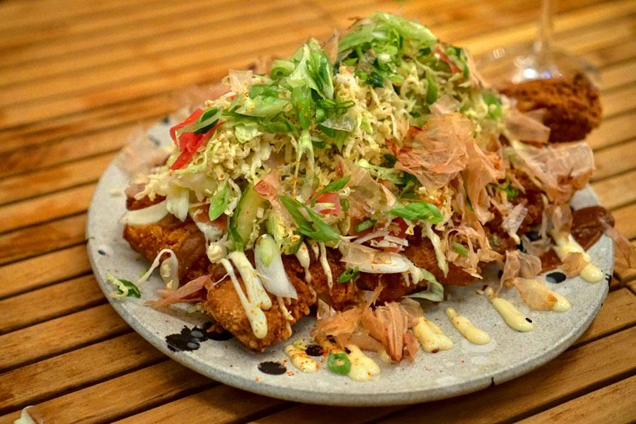 Pachamama Pork Chop Katsu