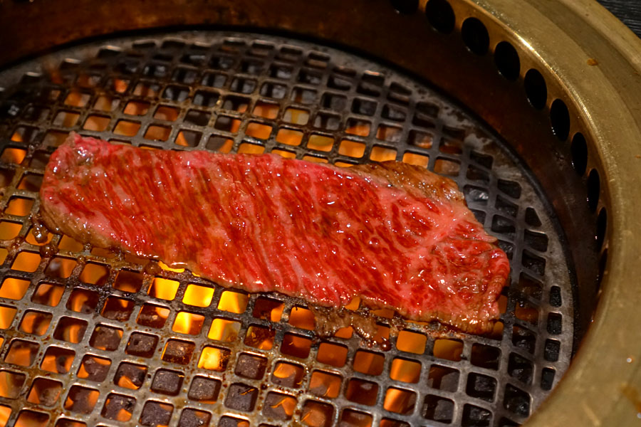 Selected Special Wagyu Chuck Flap (Cooking)