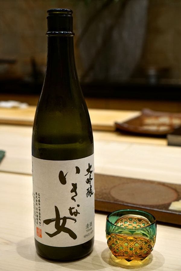 Tedorigawa 'Ikina Onna', Ishikawa