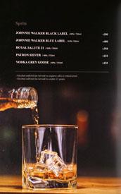 KyungBokKung Spirits List