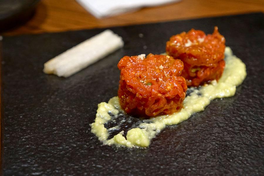 Korean Beef Tartare / Yukhoe