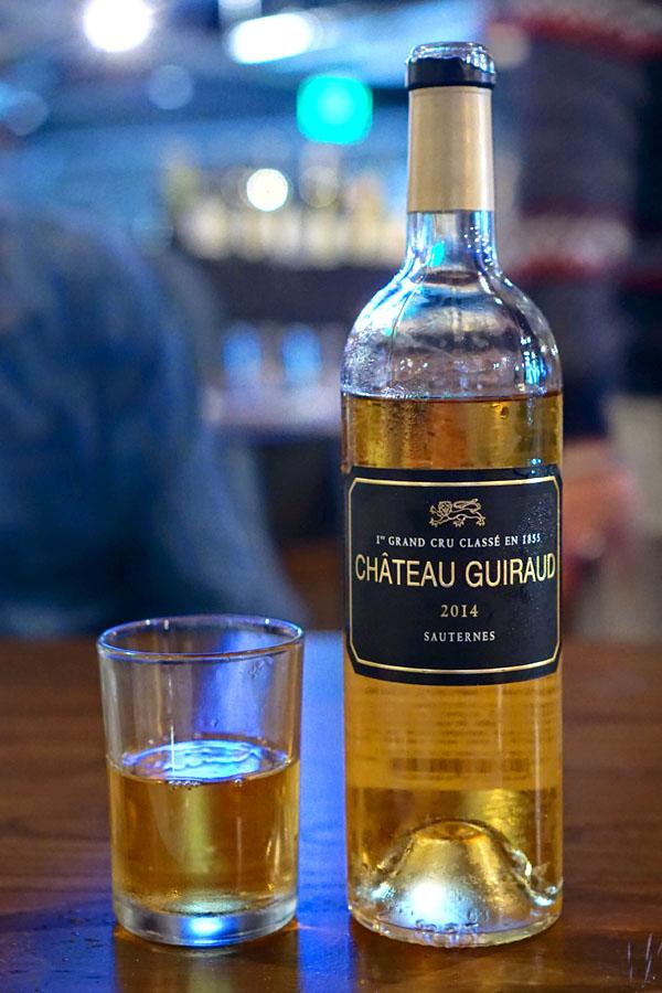 2014 Château Guiraud