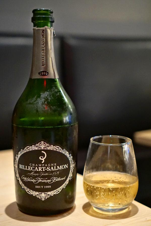 1999 Billecart-Salmon Champagne Cuvée Nicolas-François Billecart