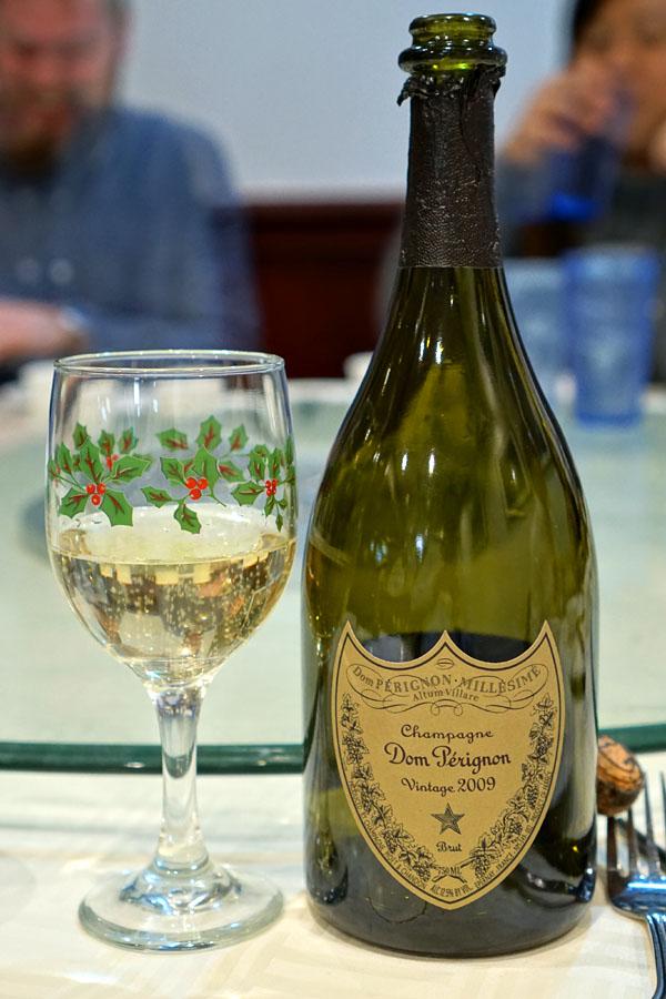 2009 Dom Perignon Champagne