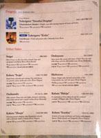 Sushi Go 55 Sake List: Daiginjo, Other Sakes