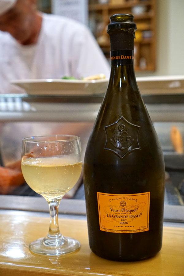2006 Veuve Clicquot Ponsardin Champagne Brut La Grande Dame