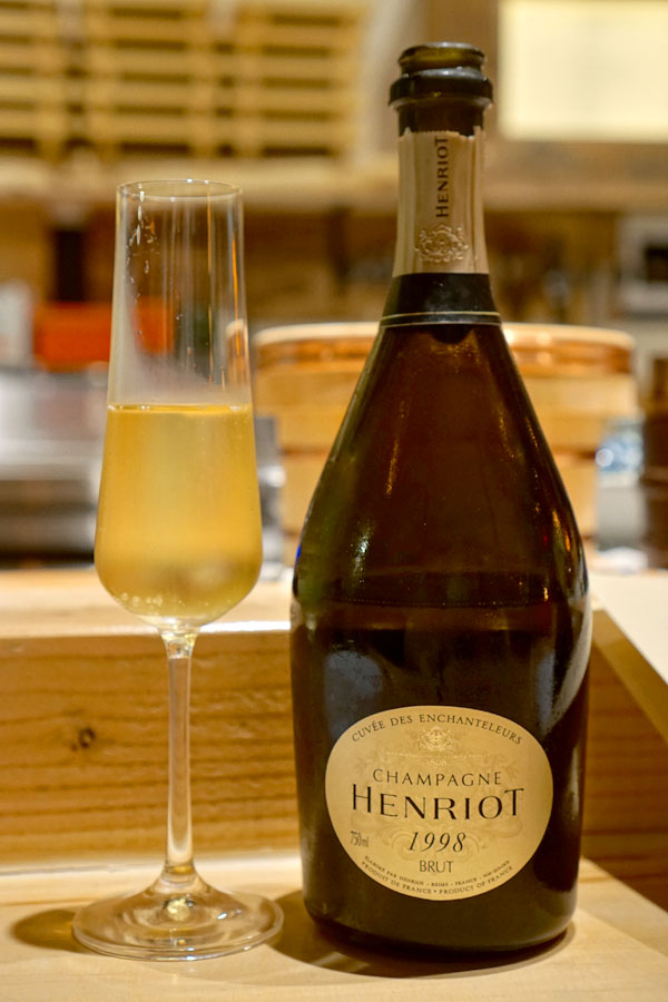 1998 Henriot Champagne Cuvée des Enchanteleurs Brut