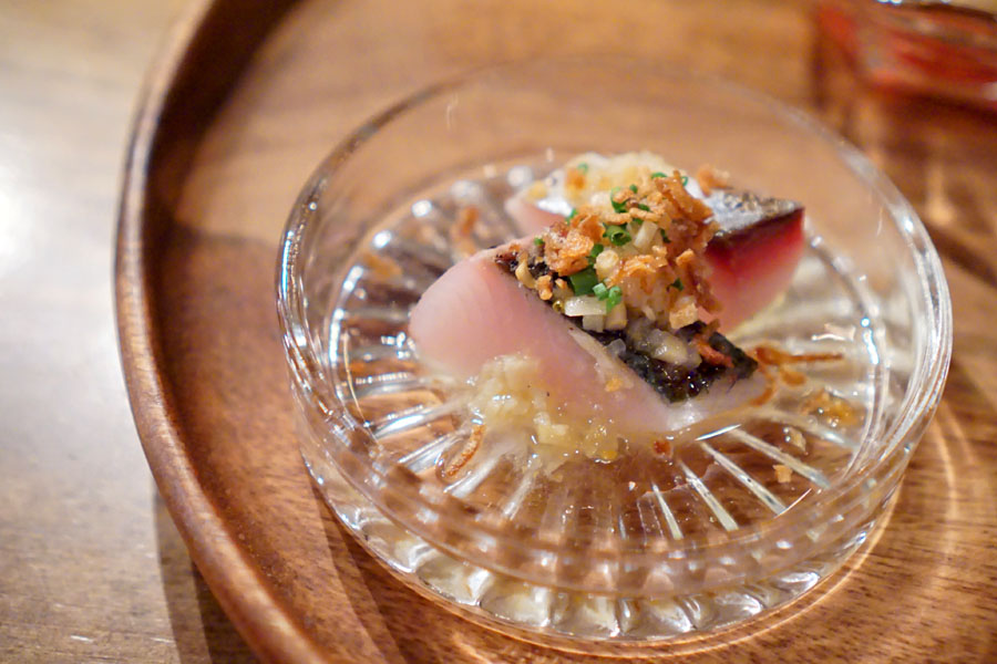 WINTER IN THE RAW: Spanish Mackerel