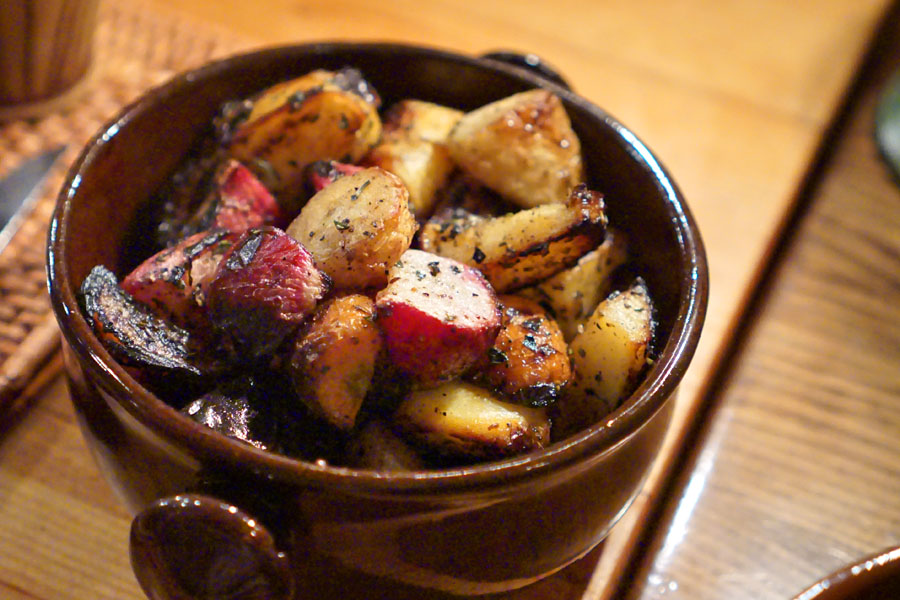 root cellar vegetables