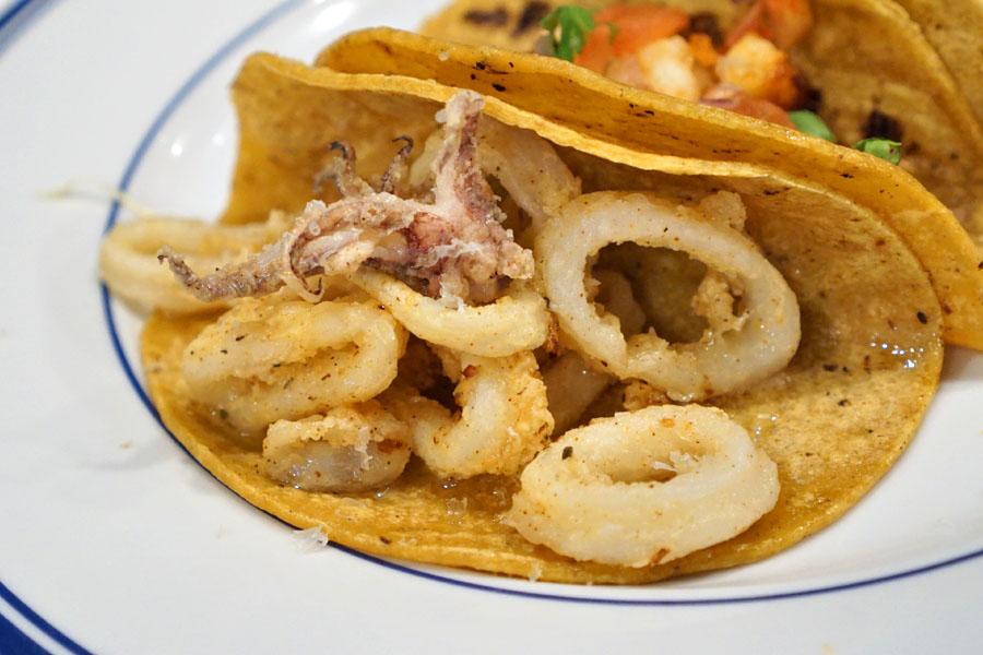 Calamari Frito
