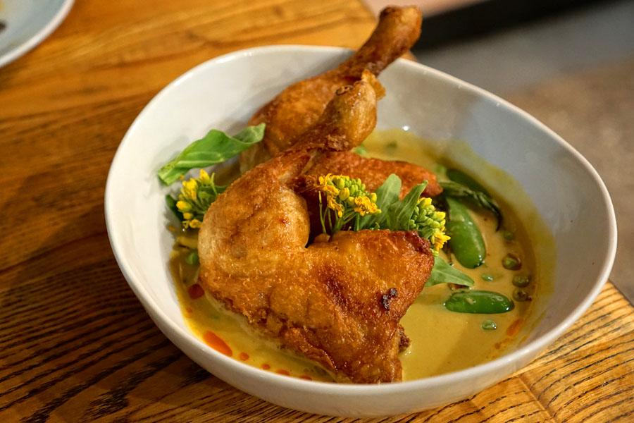 Chicken Sa Gata